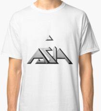 Asia / Stone Grey Classic T-Shirt
