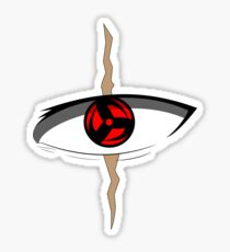 Kakashi Mangekyo Sharingan Eye Sticker
