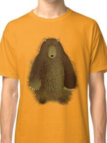 Barnsley the Big Bear. Classic T-Shirt