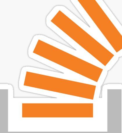 Stack Overflow Icon (big) Sticker