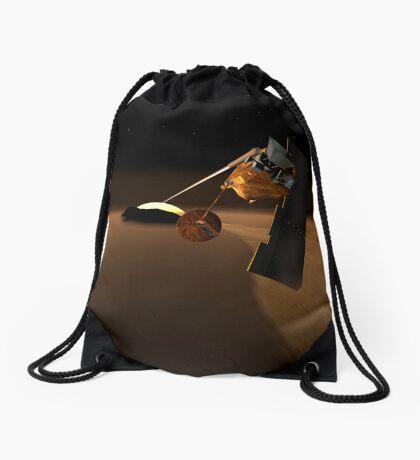 Konzept für Mars Volcanic Emission Life Scout. Turnbeutel