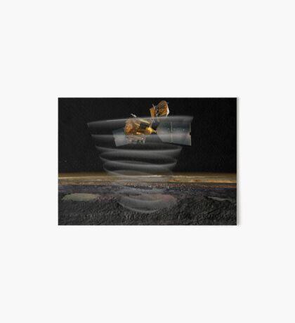 Mars Reconnaissance Orbiter Radar bei der Arbeit. Galeriedruck