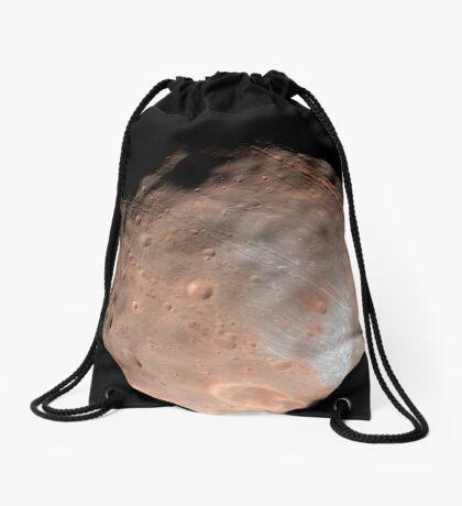 Mars Mond Phobos. Turnbeutel