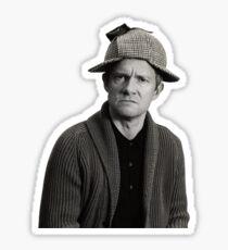 John - Deerstalker Sticker