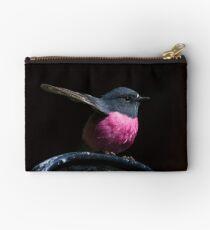 ~ Pink Robin ~ Studio Pouch