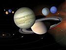 Sonnensystem von StocktrekImages