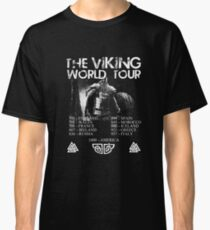 THE VIKING WORLD TOUR  Classic T-Shirt