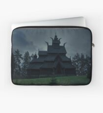 Gol Stavkirke Laptop Sleeve