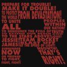Team Rocket R Typography by Koukiburra