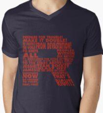 Team Rocket R Typography T-Shirt