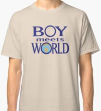Boy meets world Classic T-Shirt
