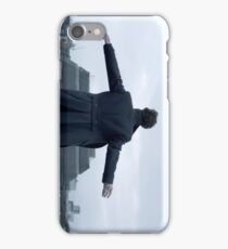 BBC Sherlock Reichenbach Fall Dr Who Superwholock Tumblr iPhone Case/Skin