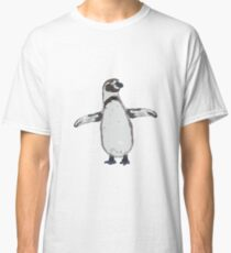 Animated Humboldt Penguin Classic T-Shirt