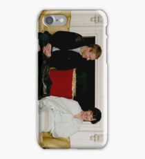 BBC Sherlock A Scandal In Belgrevia Locked Dr Who Superwholock Tumblr iPhone Case/Skin