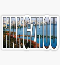 Hangzhou Sticker