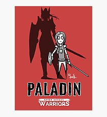 AFTER SCHOOL WARRIORS: PALADIN Photographic Print