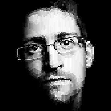 Edward Snowden by acies