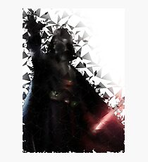 Sith Lord  Photographic Print