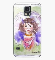 Angel of Peace Case/Skin for Samsung Galaxy