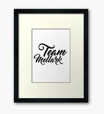 Team Mellark Framed Print