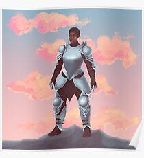 Knight Sky Poster