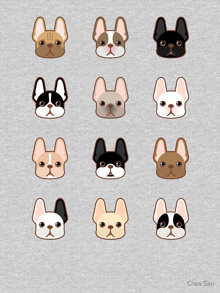 Frenchies Family  by cheesim