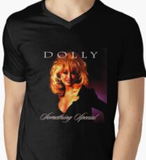 dolly parton Men's V-Neck T-Shirt