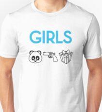 GIRLS  Slim Fit T-Shirt