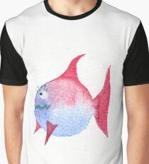 Dicker Fisch Graphic T-Shirt