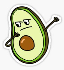 AVOCADO DAB Sticker