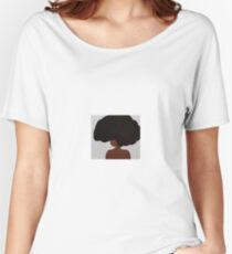 Afro Love II Women's Relaxed Fit T-Shirt