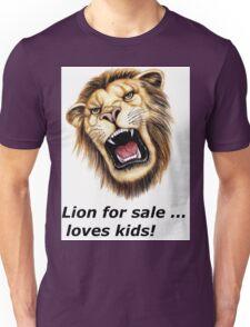 Lion for sale T-Shirt
