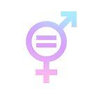 Gender Equality by katrinawaffles