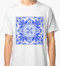 Portuguese azulejo tiles.  Classic T-Shirt