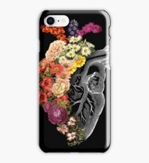 Flower Heart Spring iPhone Case/Skin