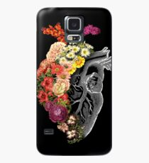 Flower Heart Spring Case/Skin for Samsung Galaxy