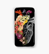 Flower Heart Spring Samsung Galaxy Case/Skin