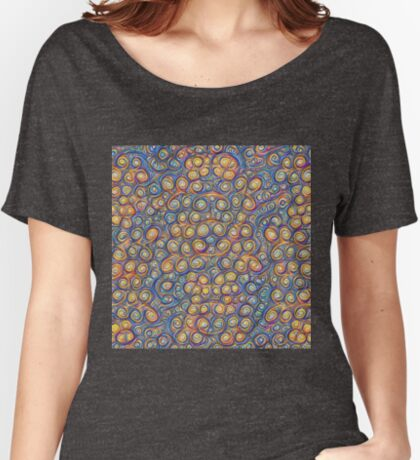 Grapes #DeepDream #Art Relaxed Fit T-Shirt