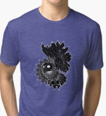 Space Owl Tri-blend T-Shirt