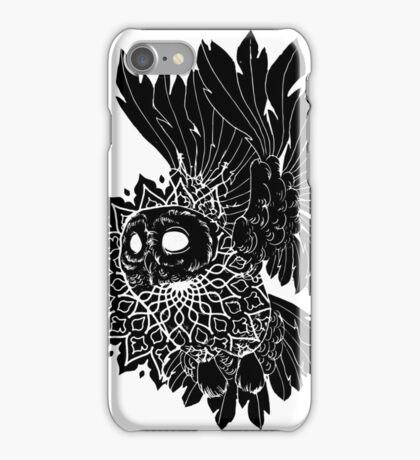 Space Owl iPhone Case/Skin