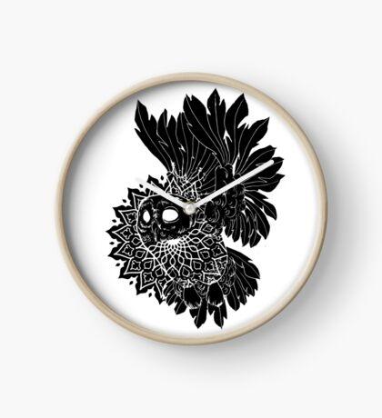 Space Owl Clock