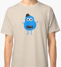 Funny Vintage/Retro Monster Classic T-Shirt