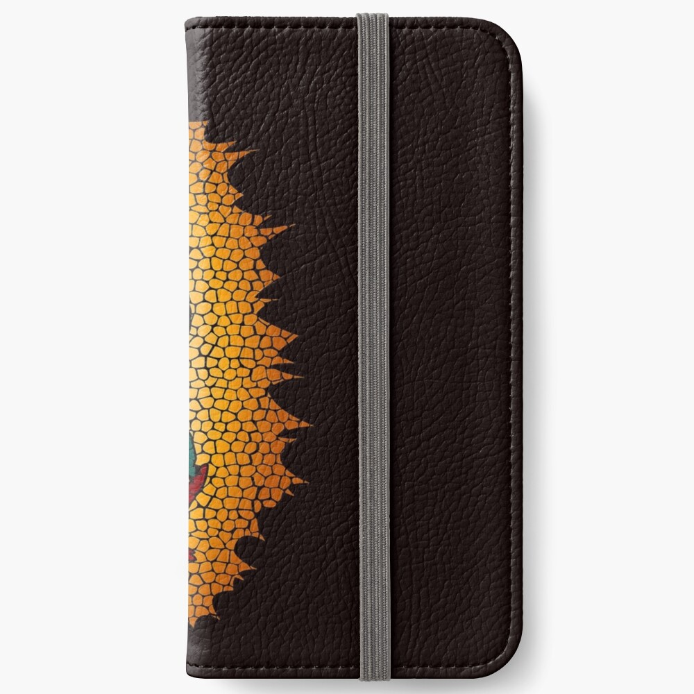 Guadalupe's Virgin Our Lady of Guadalupe iPhone Wallet