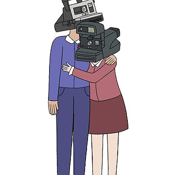 Camera Couple by supercooperb