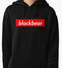 Blackbear - Box Logo Merch Pullover Hoodie