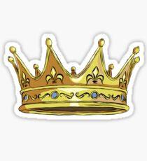 Crown Me Sticker