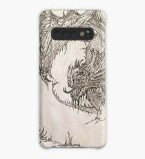 Dragon Hülle & Klebefolie für Samsung Galaxy
