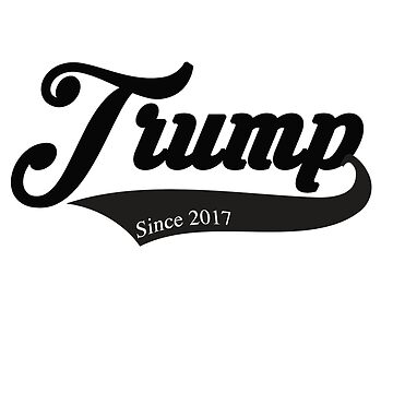 Trump Baseball Tee by TheSurgeon