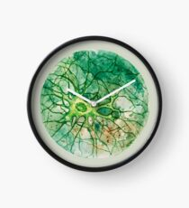 Neuron - Watercoulor - New Colour!! Clock