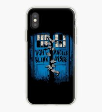 The walking Angels iPhone Case